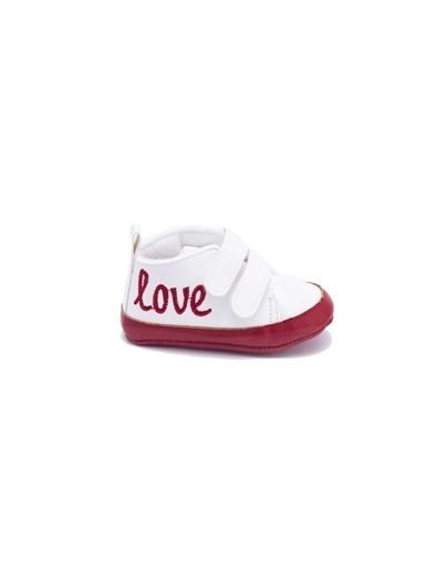 First Step love spor patik lacivert Kırmızı